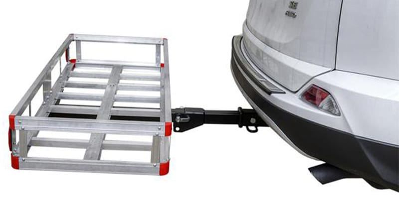 The Newest Hitch Mounted Cargo Carrier Review