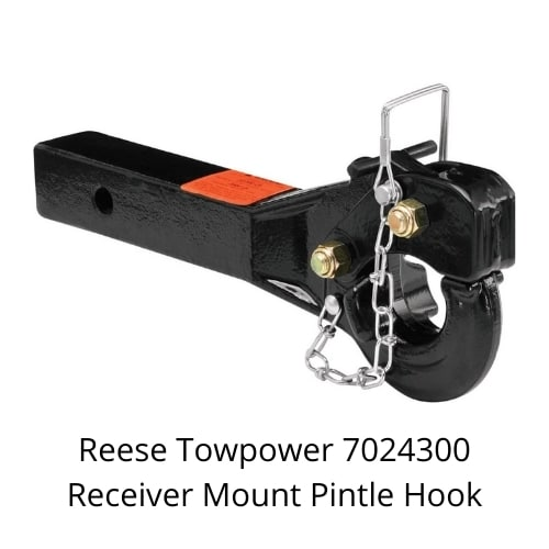 Reese Towpower 7024300 Receiver Mount Pintle Hook